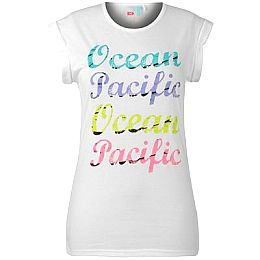 Купить Ocean Pacific Pacific Rolled Sleeveless T Shirt Ladies 750.00 за рублей