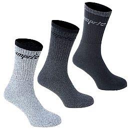 Купить Campri Boot Socks 3 Pack Mens 650.00 за рублей