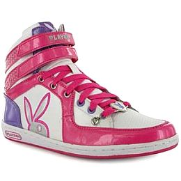 Купить Playboy Vicky Ladies Hi Tops 1900.00 за рублей