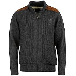 Купить Kangol Sherpa Lined Knitted Zip Top Mens 2550.00 за рублей