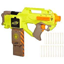 Купить Nerf N Strike Rayven CS 18 Blaster 2800.00 за рублей
