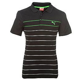 Купить Puma Fine Stripe Polo Shirt Mens 1950.00 за рублей
