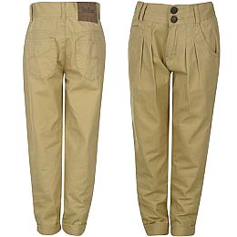 Купить Lee Cooper Roll Up Chinos Girls 1600.00 за рублей