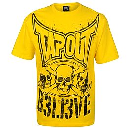 Купить Tapout Believe T Shirt Mens 1600.00 за рублей