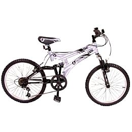 Купить --- Octane Dual Suspension 20 Inch Mountain Bike Boys 6000.00 за рублей