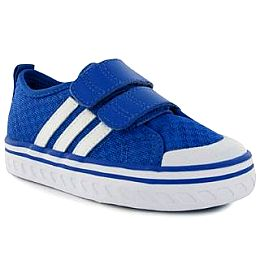 Купить adidas Vulcster CF Infants Trainers 2150.00 за рублей