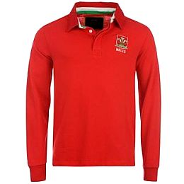 Купить Sondico Rugby Long Sleeved Classic Polo Shirt Mens 2050.00 за рублей