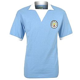 Купить Score Draw Manchester City 1976 Home Shirt 2250.00 за рублей