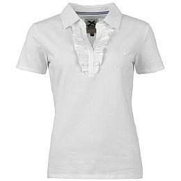 Купить Kangol Frill Polo Shirt Ladies 1600.00 за рублей