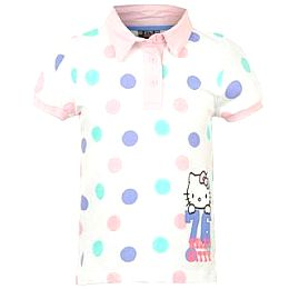 Купить Hello Kitty Polo T Shirt Infant Girls 750.00 за рублей