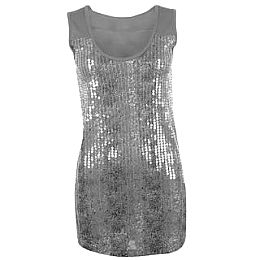 Купить Golddigga Sequin T Shirt Ladies 1700.00 за рублей