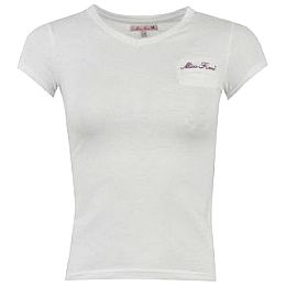 Купить Miss Fiori Essentials V Neck T Shirt Girls 600.00 за рублей
