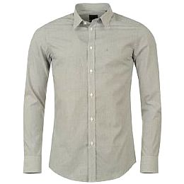 Купить Calvin Klein Stripe Long Sleeve Shirt Mens 2550.00 за рублей