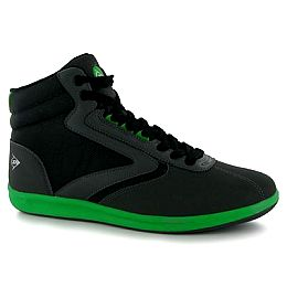 Купить Dunlop Colour Block Mid Trainers Mens 2000.00 за рублей