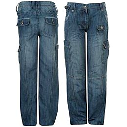 Купить Voodoo Dolls Cargo Jeans Girls 1700.00 за рублей