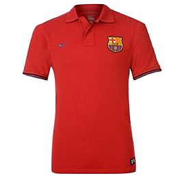 Купить Nike Barcelona GS Polo Shirt Mens 2850.00 за рублей