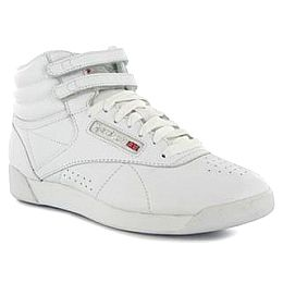 Купить Reebok Freestyle Hi Ladies Trainers 3350.00 за рублей