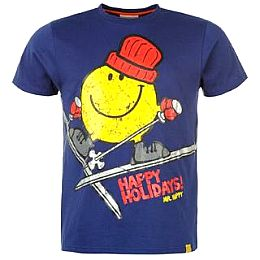 Купить Mr Men Men Print T Shirt Mens 800.00 за рублей