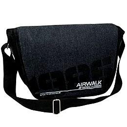 Купить Airwalk Denim Messenger Bag Mens 1900.00 за рублей