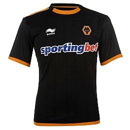 Купить Burrda Wolverhampton Wanderers Away Shirt 2011 2012 2550.00 за рублей