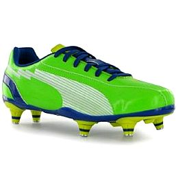 Купить Puma evoSpeed 5 SG Childrens Football Boots 2600.00 за рублей