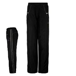 Купить Lonsdale 2 Stripe Open Hem Tracksuit Bottoms Girls 800.00 за рублей