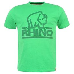 Купить Rhino Rugby Core T Shirt Mens 1800.00 за рублей