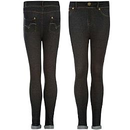 Купить Lee Cooper C Denim Look Jeggings Girls 1600.00 за рублей