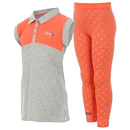 Купить Lonsdale Summer T Shirt and Leggings Set Infants 1550.00 за рублей