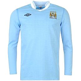 Купить Umbro Manchester City Home Shirt 2011 2012 LS 2700.00 за рублей
