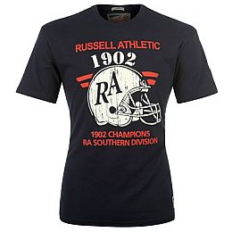 Купить Russell Athletic Print T Shirt Mens 1600.00 за рублей