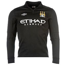 Купить Umbro Manchester City Football Club  Half Zip Top 2800.00 за рублей
