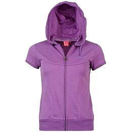 Купить LA Gear Interlock Capped Sleeve Zipped Hoody Ladies 1600.00 за рублей