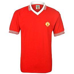 Купить ScoreDraw Retro Manchester United 1977 Home Shirt 2150.00 за рублей
