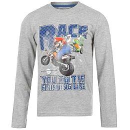 Купить Nintendo Long Sleeve T Shirt Junior 750.00 за рублей