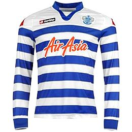 Купить Lotto QPR Home Shirt 2012 2013 Long Sleeve 2550.00 за рублей