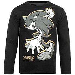 Купить Sonic Long Sleeved T Shirt Junior 750.00 за рублей
