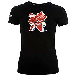 Купить adidas Union Jack Logo T Shirt Ladies 700.00 за рублей