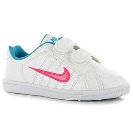 Купить Nike Court Traditional 2 Plus V Childrens Tennis Shoes 2450.00 за рублей