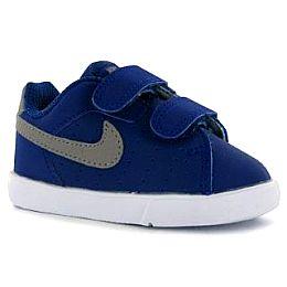 Купить Nike Court Tour Infant Boys Trainers 2200.00 за рублей