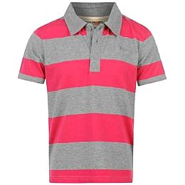 Купить Lee Cooper Block Stripe Polo Shirt Junior 1600.00 за рублей