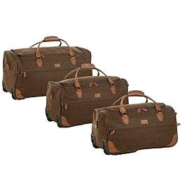 Купить Kangol 3 Piece Wheeled Holdall Set 4100.00 за рублей
