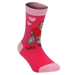 Купить Tatty Teddy Single Pair Tatty Teddy Socks 600.00 за рублей