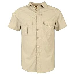 Купить Craghoppers NosiLife Short Sleeve Shirt Mens 2700.00 за рублей