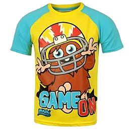 Купить Moshi Monsters Raglan T Shirt Junior 750.00 за рублей