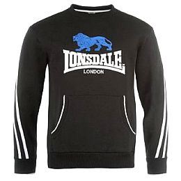 Купить Lonsdale 2 Stripes Large Logo Crew Sweatshirt Junior 1650.00 за рублей