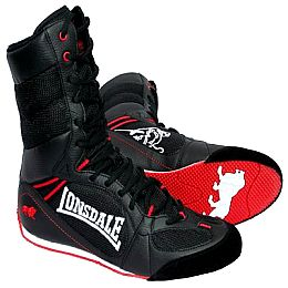 Купить Lonsdale Typhoon Long Boxing Boots Mens 2700.00 за рублей