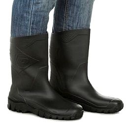 Купить Dunlop Dee Mens Half Cut Wellington Boots 1750.00 за рублей
