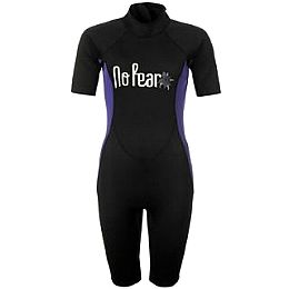 Купить No Fear Shorty Wetsuit Ladies 2300.00 за рублей