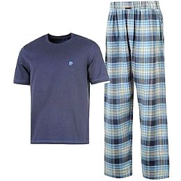 Купить Pierre Cardin Woven Knit Pyjama Set Mens 1800.00 за рублей